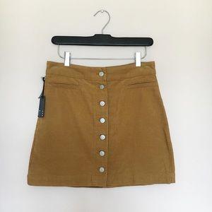 Wilfred Free Corduroy Skirt